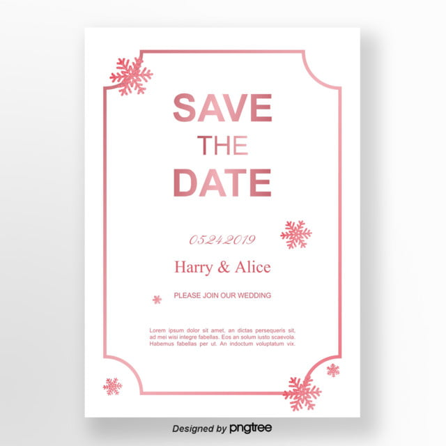 white rose golden noble wedding anniversary card Template for Free