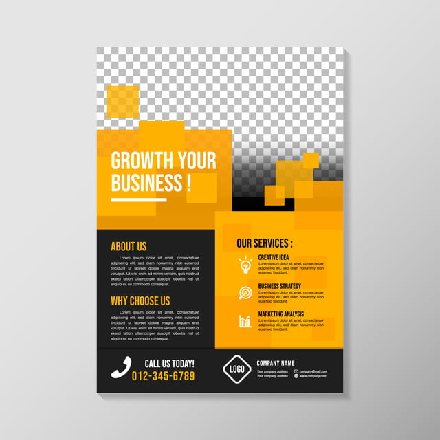 creative business brochure designs template Template for Free