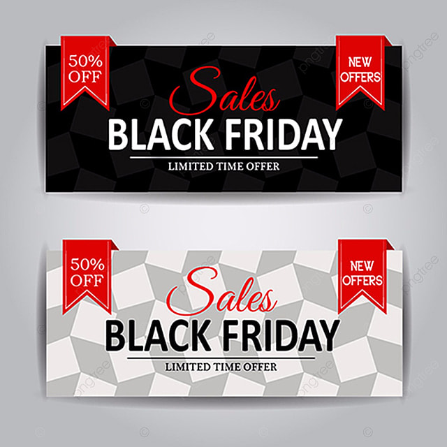 black friday sale banner Template for Free Download on Pngtree