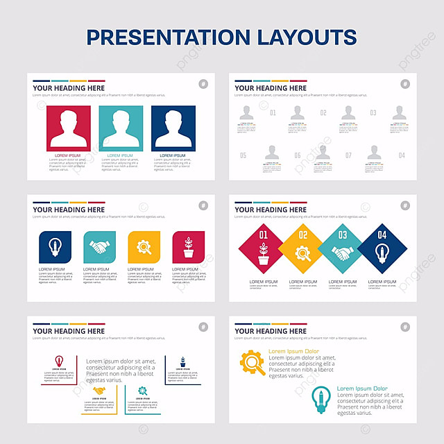 elements of infographics for presentations templates leaflet - Presentations Template
