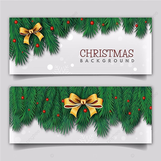merry Christmas tree banner Template for Free Download on Pngtree