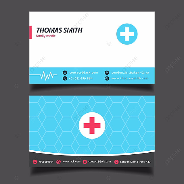 simple medical business card Template for Free Download on Pngtree - medical business card templates