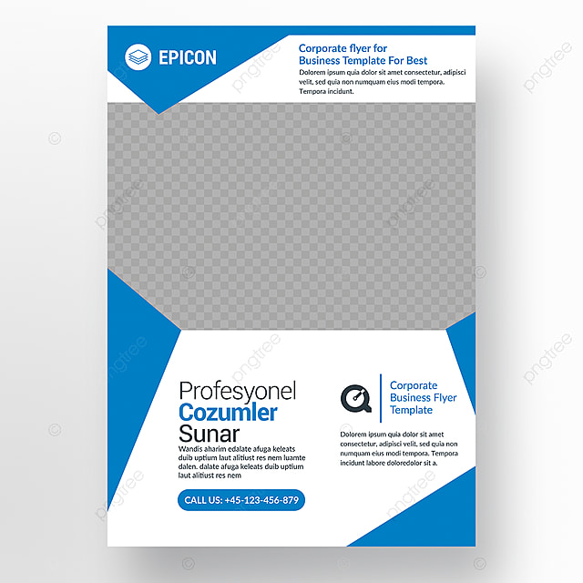 corporate flyer Template Free Download on Pngtree - corporate flyer template