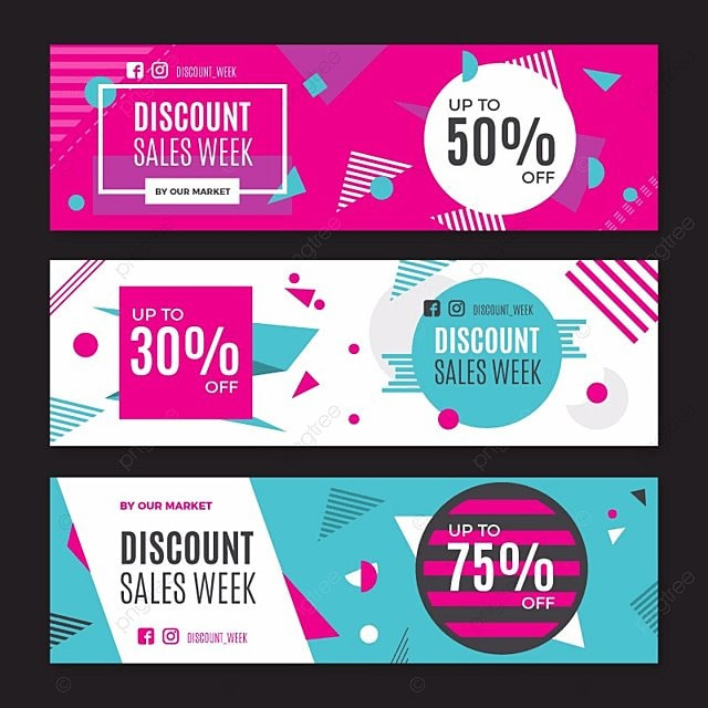 super sale banner collection Template for Free Download on Pngtree