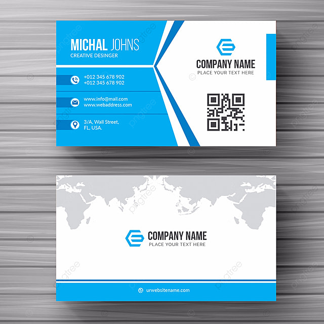 creative business card design Template for Free Download on Pngtree - card design template