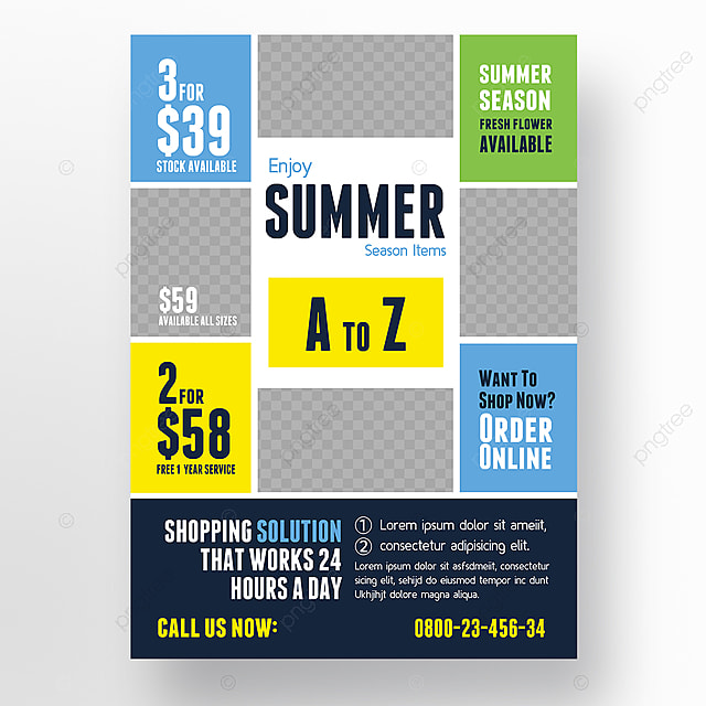 product flyer Template for Free Download on Pngtree