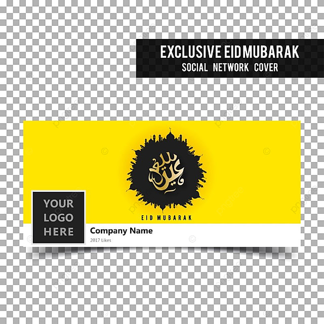 eid mubarak cover Template for Free Download on Pngtree