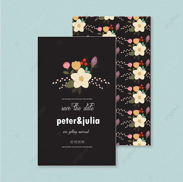 Wedding Invitation ,save the date Template for Free Download on Pngtree