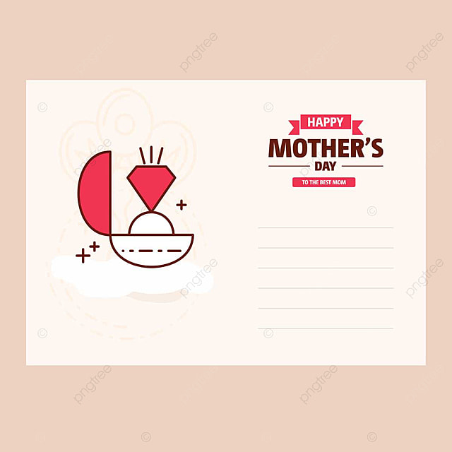 happy mother day card Template for Free Download on Pngtree