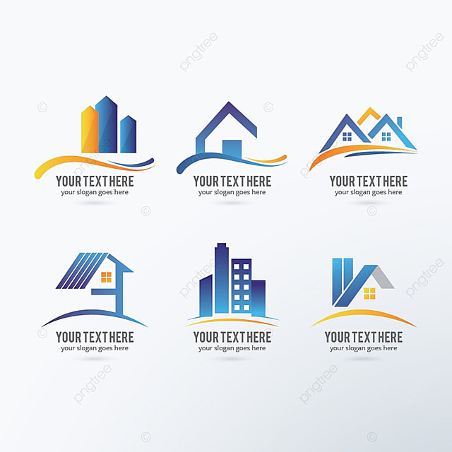Construction company logo design Template for Free Download on Pngtree