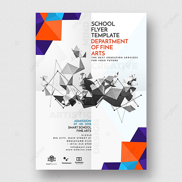 Education Flyer Template Template for Free Download on Pngtree