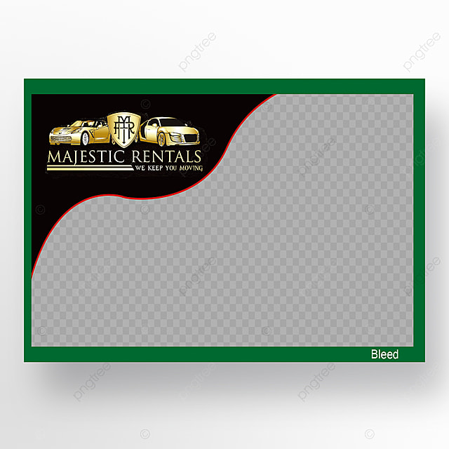 Rent A Car Business Card Template for Free Download on Pngtree
