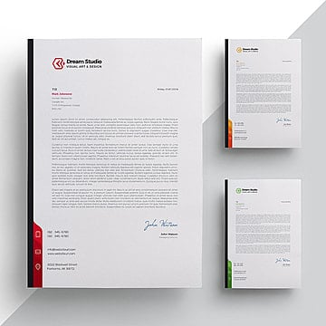 Letterhead Png, Vectors, PSD, and Clipart for Free Download Pngtree
