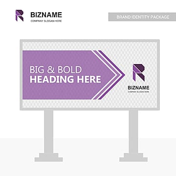 Sign Board Templates, 3 Design Templates for Free Download