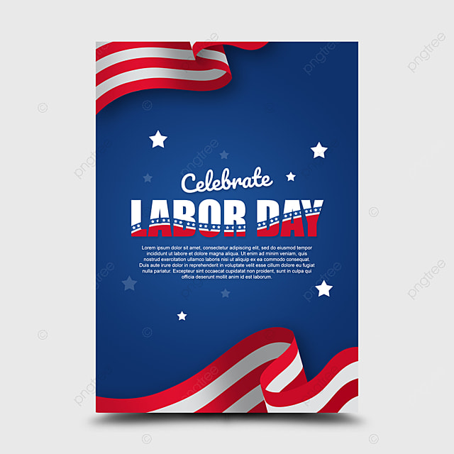 3rd sept flyer international labor day Template for Free Download on