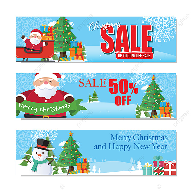 christmas banner Template for Free Download on Pngtree