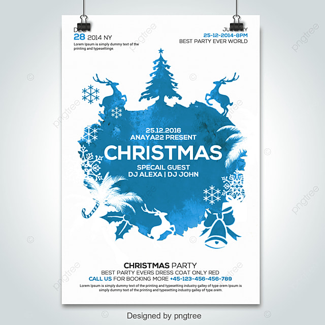 Christmas Card Template for Free Download on Pngtree