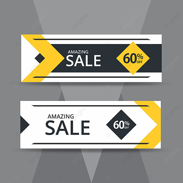 Sale Banner Design Template Template for Free Download on Pngtree