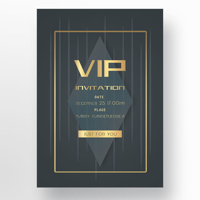 invitation letter format for party