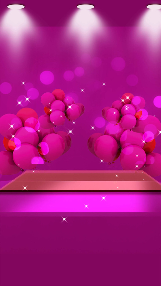 Light Pink Design Wallpaper Background, Color, Colorful, Lights