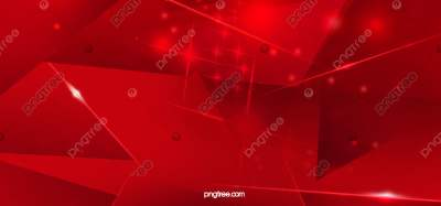Cool Red Background, Red, Geometry, Starlight Background Image for Free Download