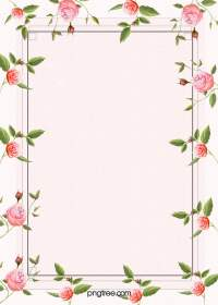 Vintage Posters Flowers Border Background, Flowers, Retro ...