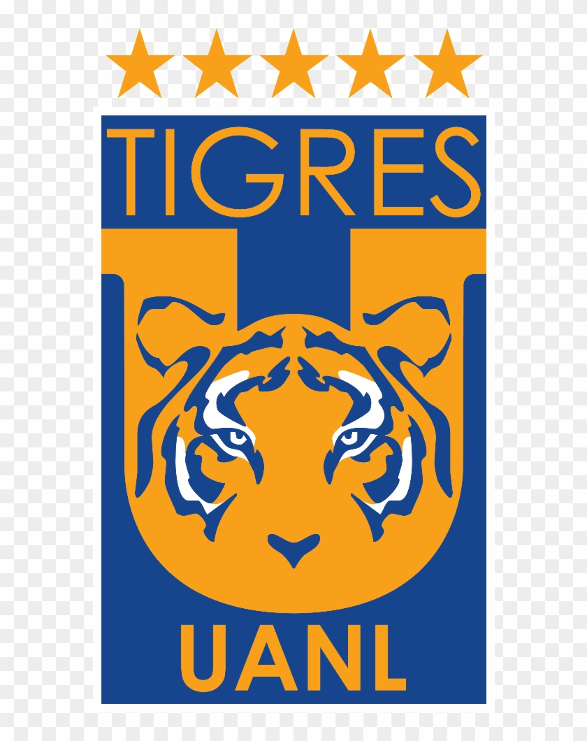 Tigres Beyond Sport Mexico Official Supporters Escudo Tigres Uanl Hd