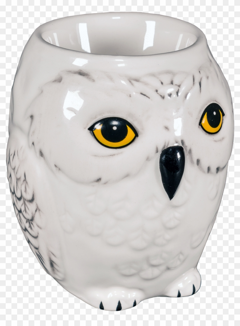 Peluche Hedwige Hedwig Egg Cup Snowy Owl Hd Png Download 1136x1500 5859570