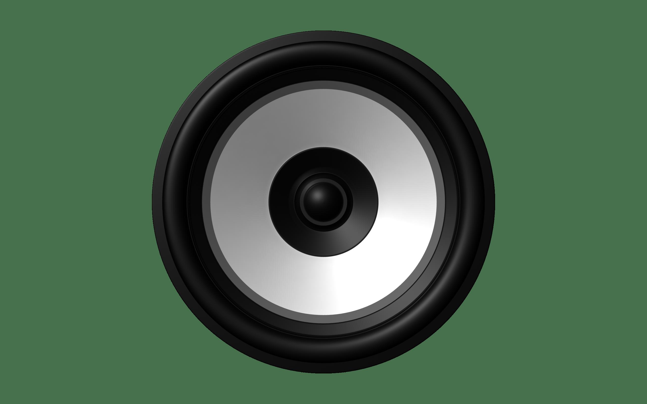 Audio Speakers Png Free Download Audio Speaker Png