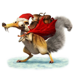Sky Hd Wallpaper Ice Age Squirrel Png