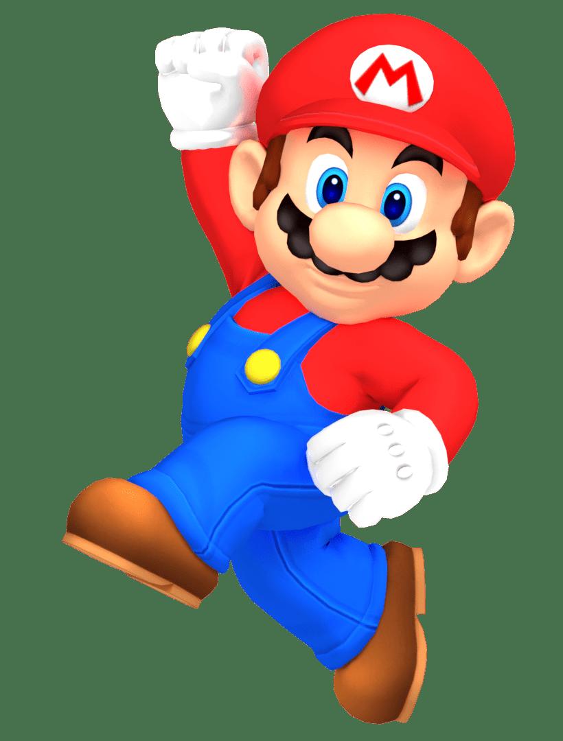 3d Wallpaper Mario Mario Png Images Free Download Super Mario Png