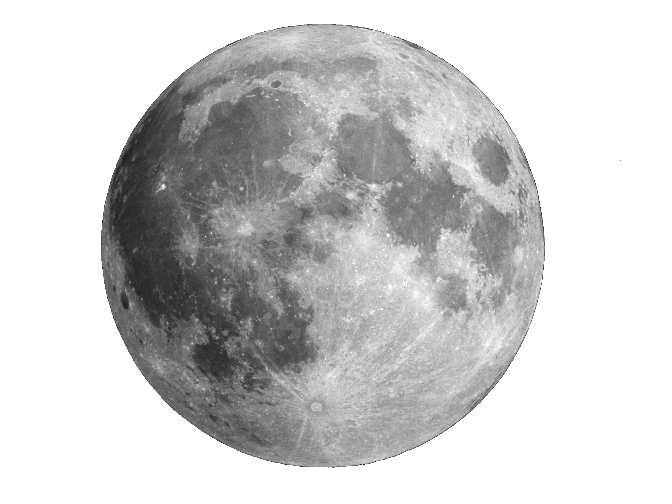 Full Moon Drawing Black And White Moon Png Images Free Download