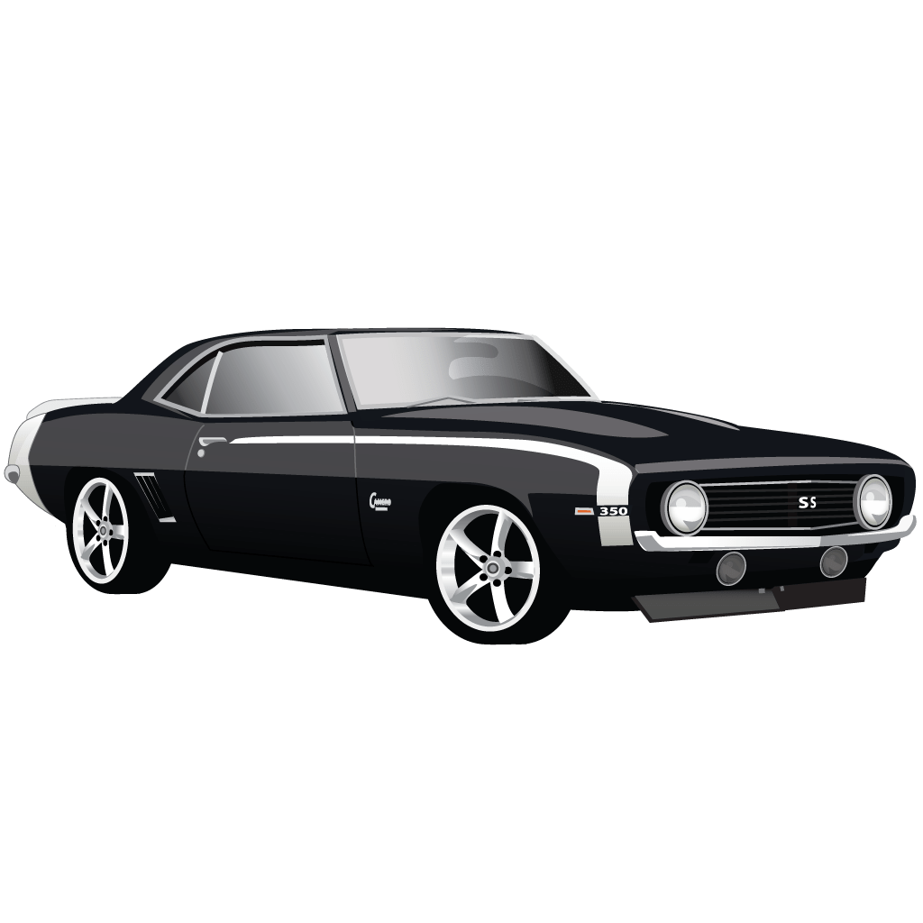 Old Classic El Camino Muscle Cars Wallpaper Ford Mustang Png Images Free Download