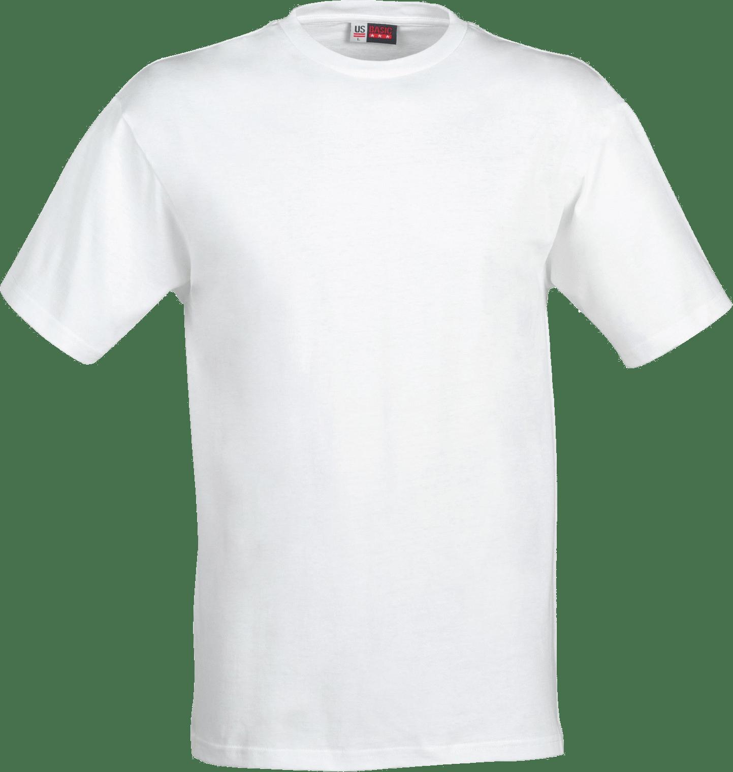 White t shirt png image
