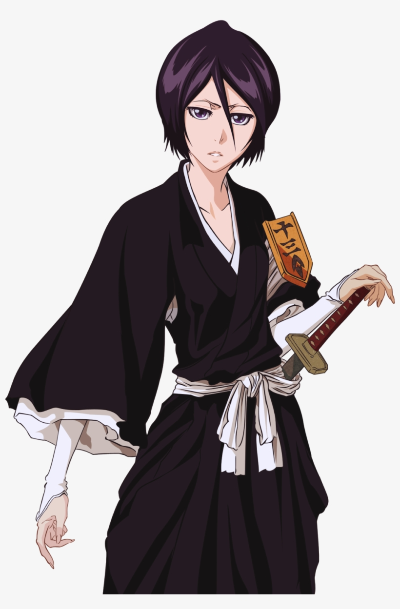 Bleach Downloads Bleach Hakusho 2 Round Bleach Rukia New Look Free Transparent