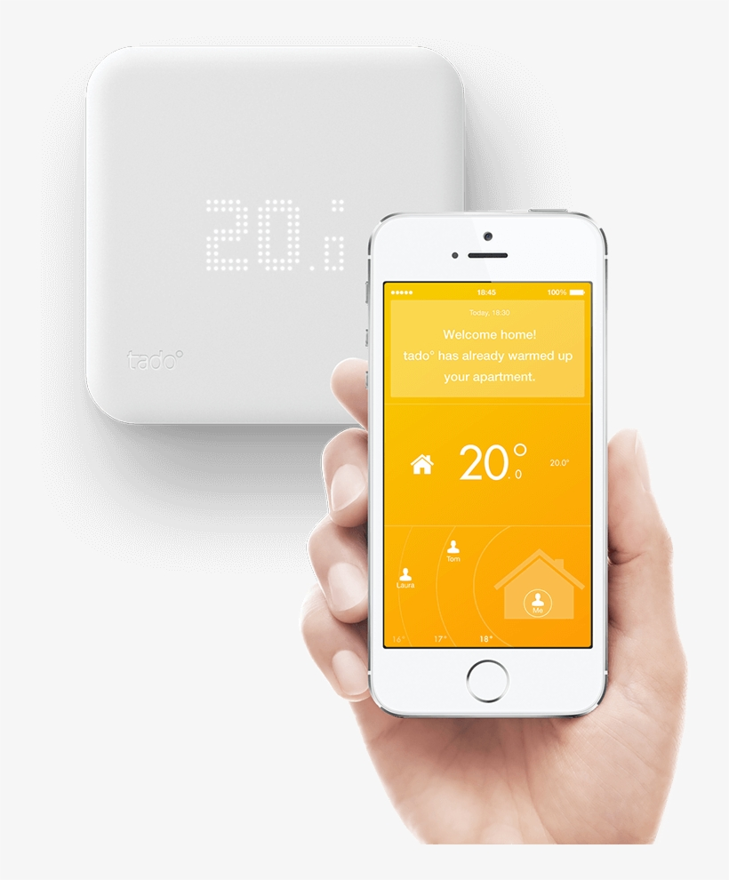 Smart Steuern Take Control Of Your Heating With A Tadoo Smart Thermostat