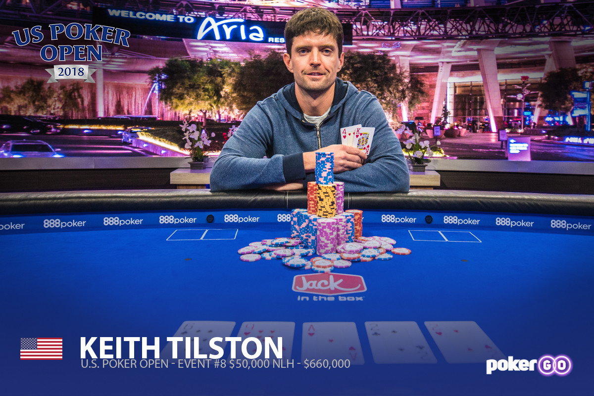 Mesas De Poker Segunda Mano Keith Tilston Gana El 50 000 Main Event No Limit Hold Em Del Us
