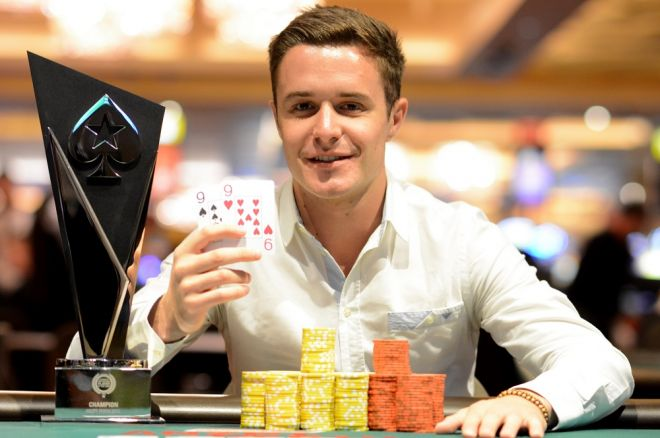 Michael Kane Dominates Final Table to Win the PokerStarsnet ANZPT