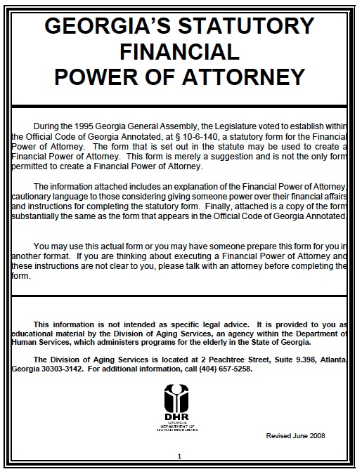 General Power Of Attorney Forms General Power Of Attorney - general power of attorney forms