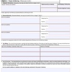 Free North Carolina Power of Attorney Forms and Templates