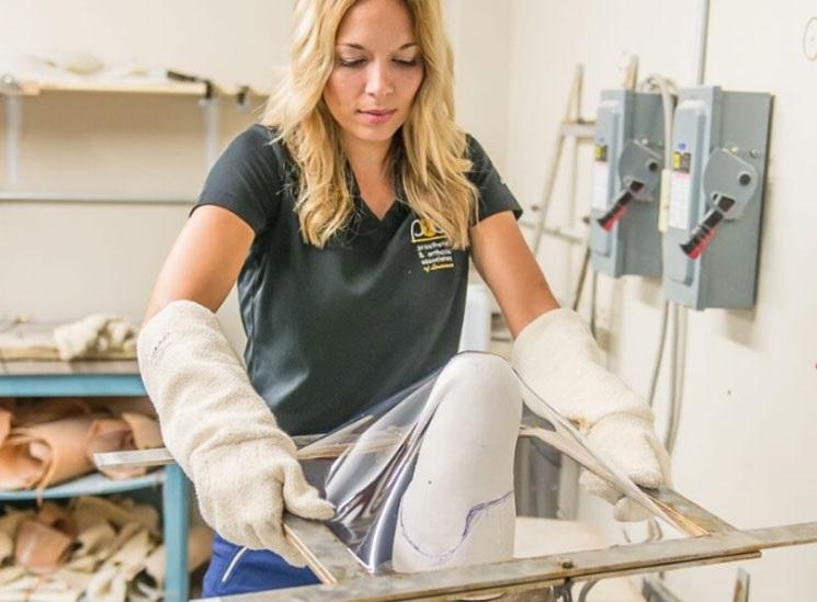 Prosthetic  Orthotic Associates of Louisiana Prosthetic Company LA