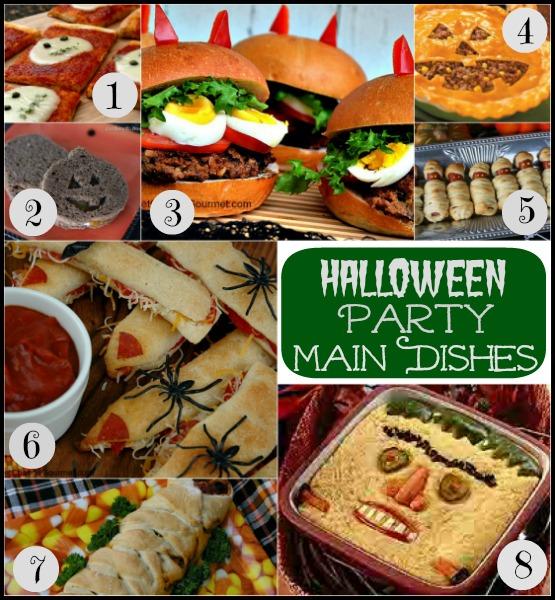 Halloween Food Scarecrow Tostadas Pocket Change Gourmet