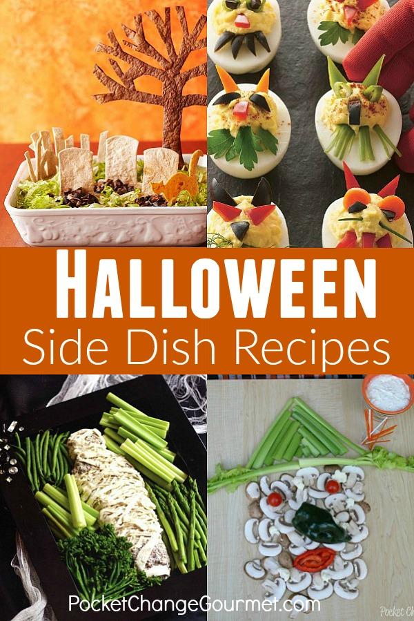 Halloween Party Food Recipes Recipe Pocket Change Gourmet