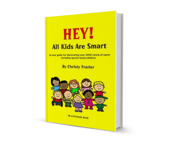 Hey all kids are smart