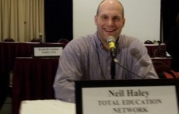 Neil Haley of Total Education Network