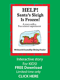 Santa Clause story for kids