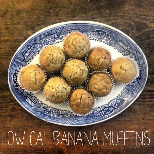Low Cal Muffins