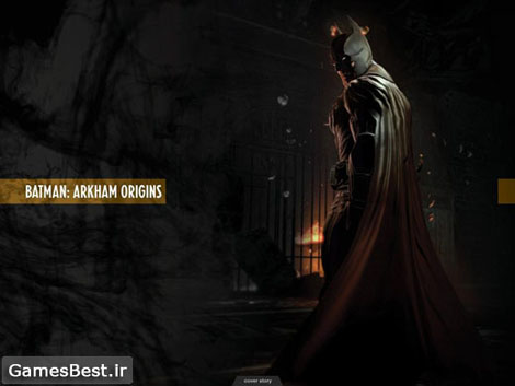 1 Download Free PC Game Batman Arkham Origins