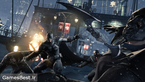 4 Download Free PC Game Batman Arkham Origins