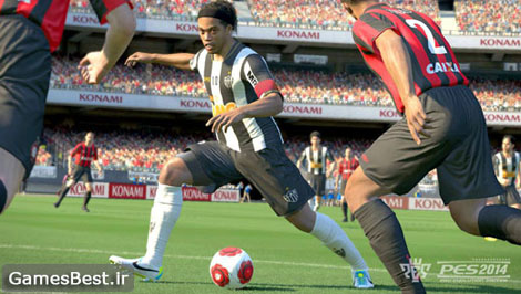 4 Download Free Game Pro Evolution Soccer 14   Pes 14